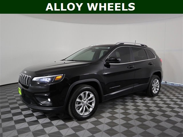 2019 Jeep Cherokee Latitude Latitude FWD Regular Unleaded I-4 2.4 L/144 [2]