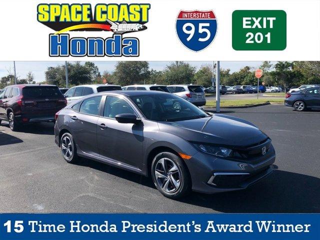 New 2020 Honda Civic Sedan in Cocoa, FL