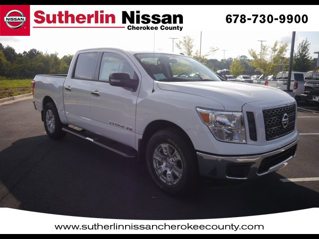 New 2019 Nissan Titan in Holly Springs, GA