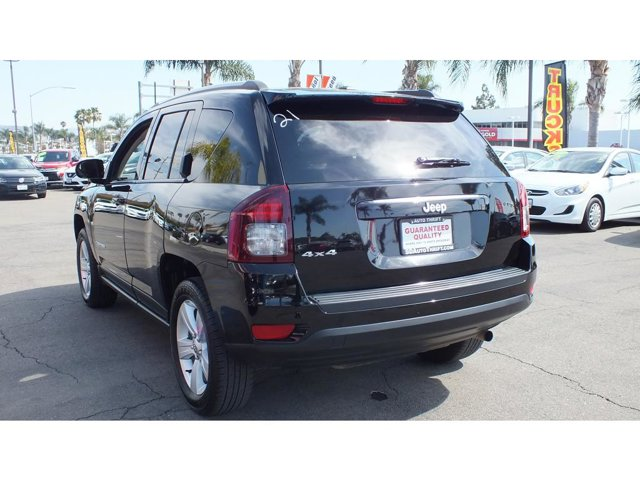 2016 Jeep Compass Sport 4DR 4WD