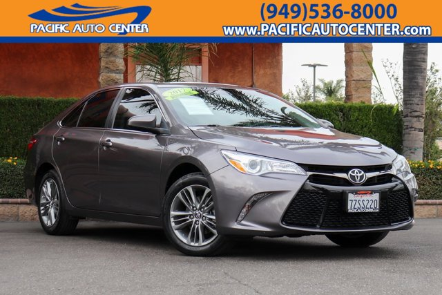 Used 2017 Toyota Camry in Costa Mesa, CA