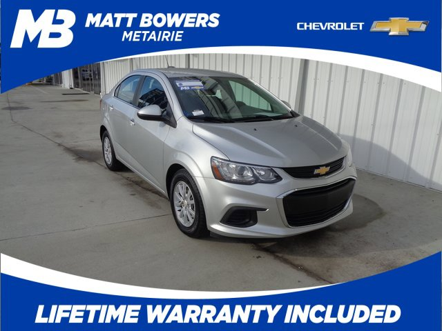 Used 2018 Chevrolet Sonic in New Orleans, and Slidell, LA