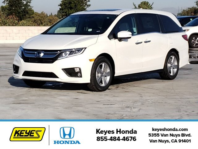 New 2020 Honda Odyssey in  Van Nuys, CA