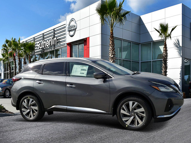 New 2020 Nissan Murano in Orlando, FL