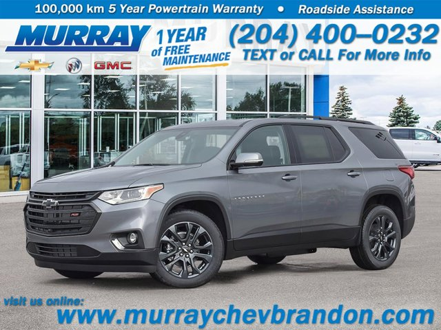 2021 Chevrolet Traverse RS AWD 4dr RS Gas V6 3.6L/ [10]