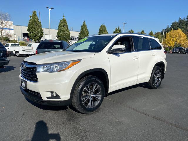 Used 2016 Toyota Highlander in Burlington, WA