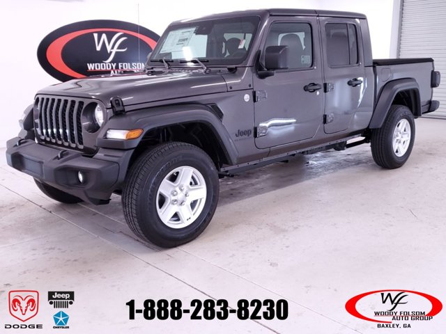 New 2020 Jeep Gladiator in Baxley, GA