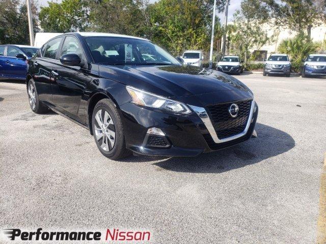 New 2020 Nissan Altima in Pompano Beach, FL