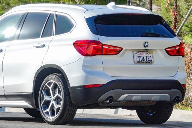 2017 BMW X1 sDrive28i Sports Activity Vehicle