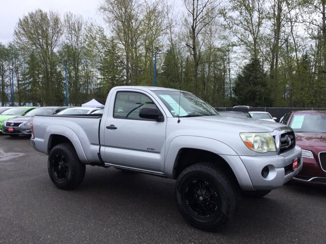 Used 2006 Toyota Tacoma Reg 110 PreRunner Manual