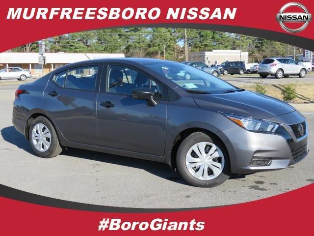 New 2020 Nissan Versa in Murfreesboro, TN