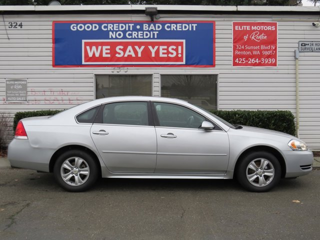 Used 2014 Chevrolet Impala Limited in Renton, WA