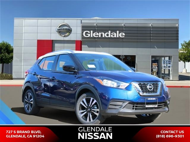 2019 Nissan Kicks SV SV FWD Regular Unleaded I-4 1.6 L/98 [1]