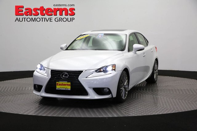 2014 Lexus IS 250 Premium 4dr Car