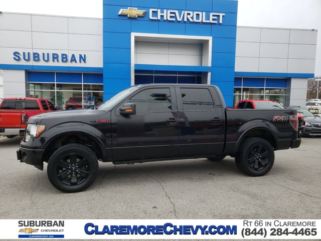 Used 2012 Ford F-150 in Claremore, OK