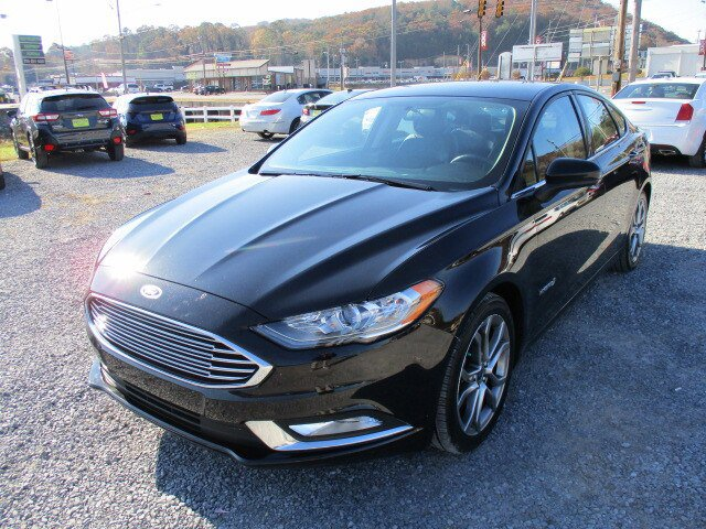 Used 2017 Ford Fusion in Fort Payne, AL