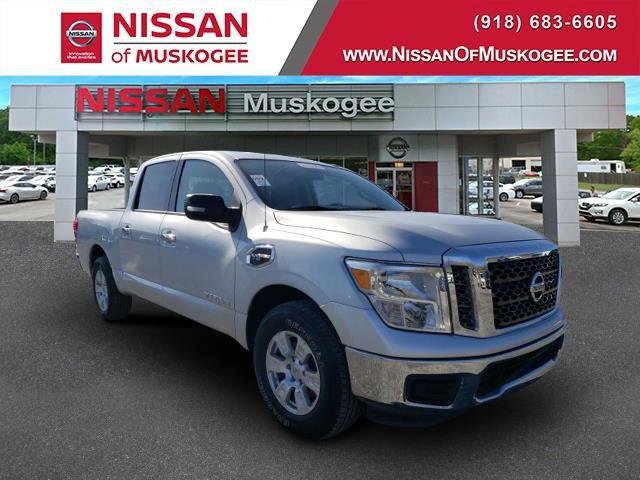Used 2017 Nissan Titan in Muskogee, OK