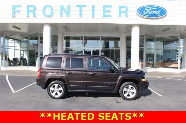 Used 2014 Jeep Patriot in Anacortes, WA