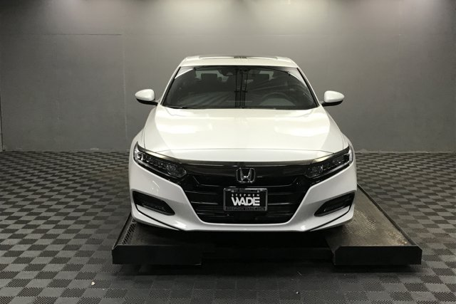 New 2020 Honda Accord Sedan Sport 2.0T Auto