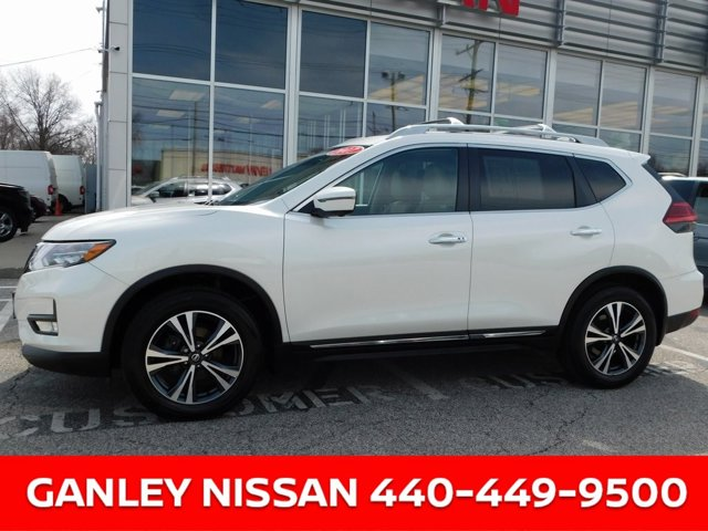 Used 2017 Nissan Rogue in Mayfield Heights, OH