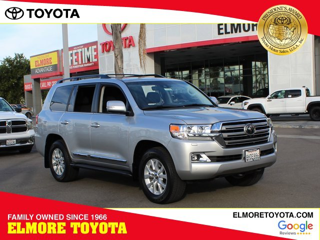 Used 2019 Toyota Land Cruiser in Westminster, CA