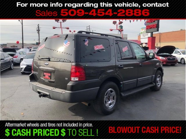 Used 2006 Ford Expedition XLT Sport Utility 4D