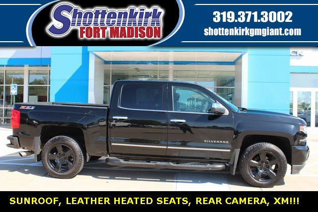 Used 2016 Chevrolet Silverado 1500 in Fort Madison, IA