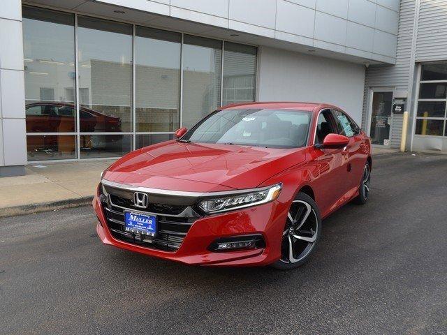 New 2019 Honda Accord Sedan in Highland Park, IL