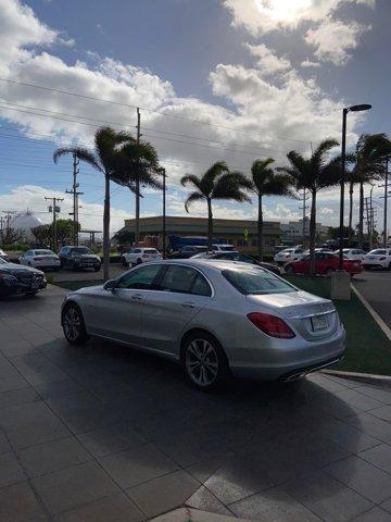 2018 Mercedes-Benz C-Class C 350e photo
