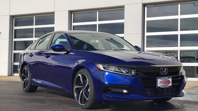 New 2020 Honda Accord Sedan in Elgin, IL