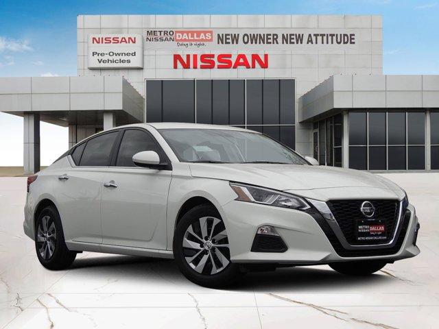 2020 Nissan Altima 2.5 S 2.5 S Sedan Regular Unleaded I-4 2.5 L/152 [1]