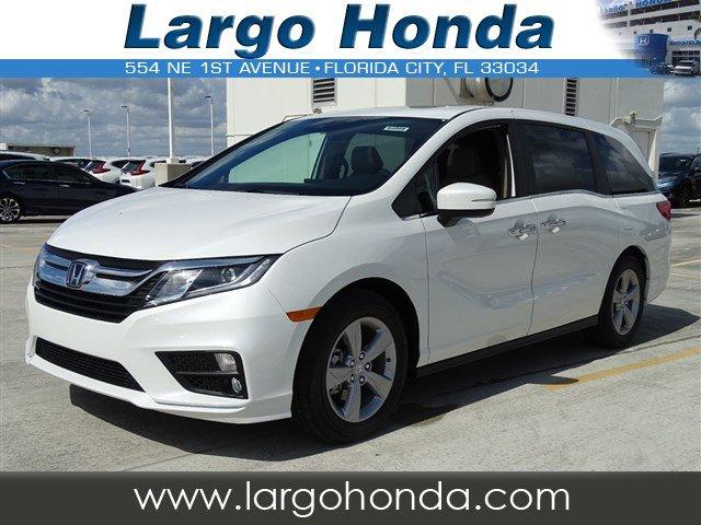 New 2020 Honda Odyssey in Florida City, FL