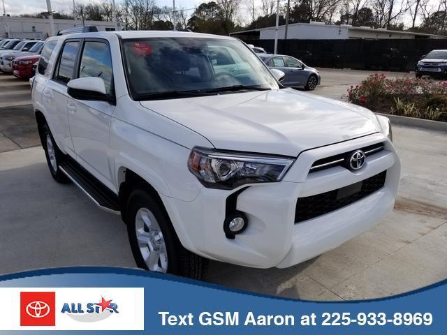 New 2020 Toyota 4Runner in Baton Rouge, LA