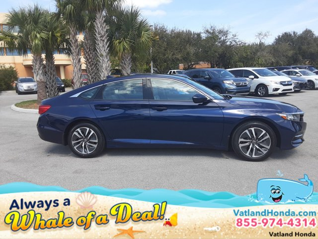 New 2020 Honda Accord Hybrid in Vero Beach, FL