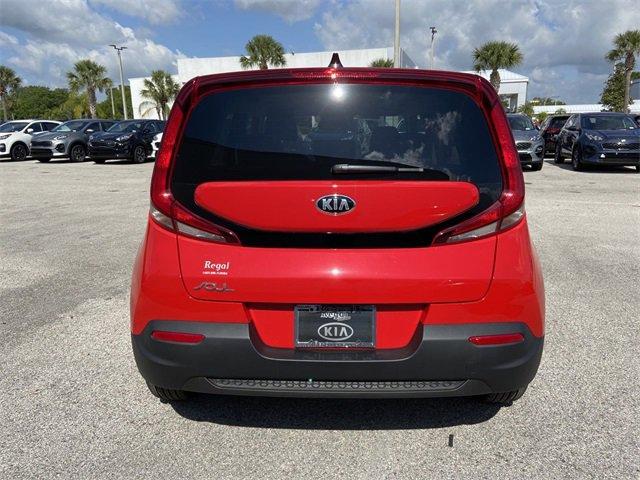 New 2020 KIA Soul in Lakeland, FL