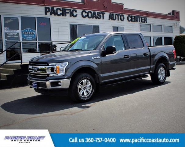 2019 Ford F-150 XLT PICKUP 4D 5 1/2 FT