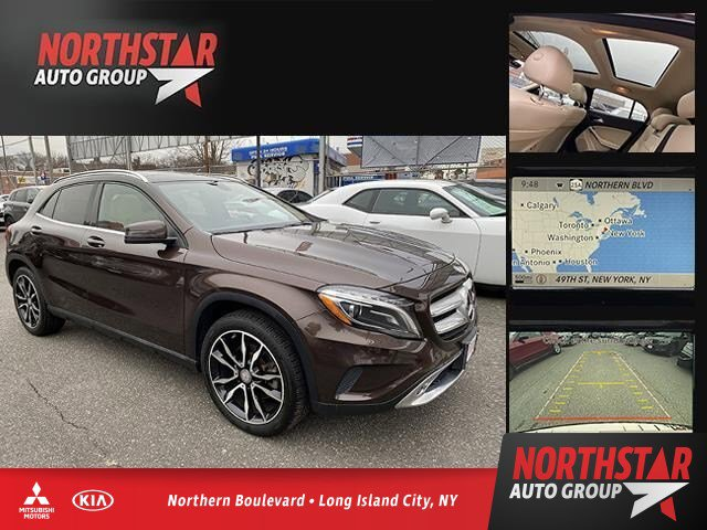 Used 2015 Mercedes-Benz GLA-Class in Long Island City, NY