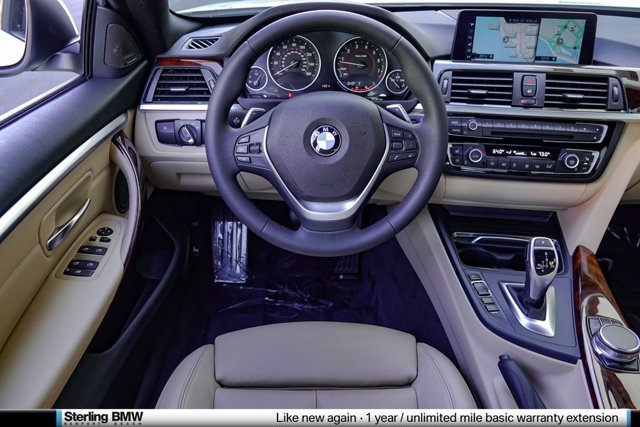 2017 BMW 4 Series 430i Gran Coupe SULEV