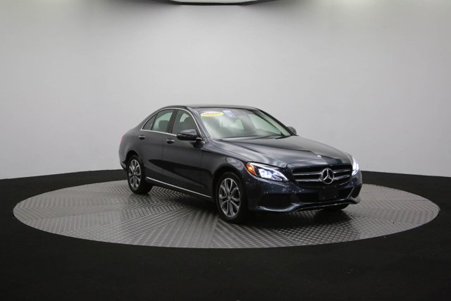 2016 Mercedes-Benz C-Class for sale 123984 45