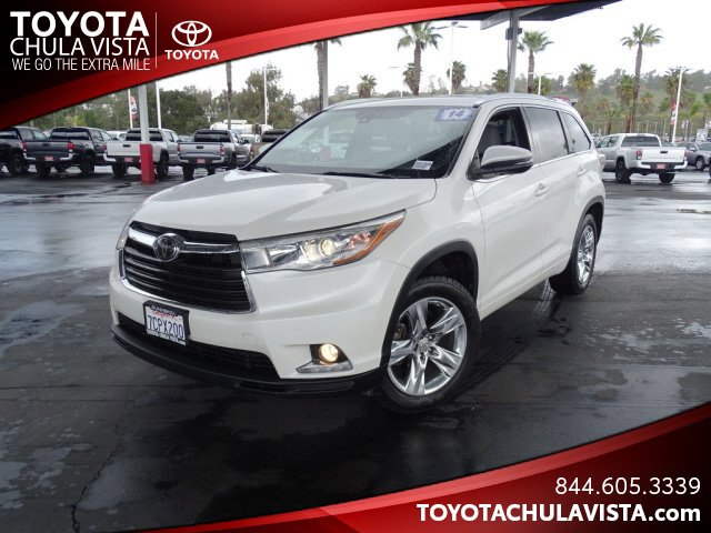 Used 2014 Toyota Highlander in San Diego, CA