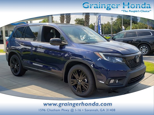 New 2019 Honda Passport in Savannah, GA