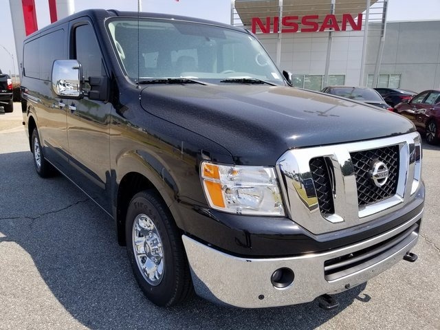 New 2019 Nissan NV Passenger in Tifton, GA