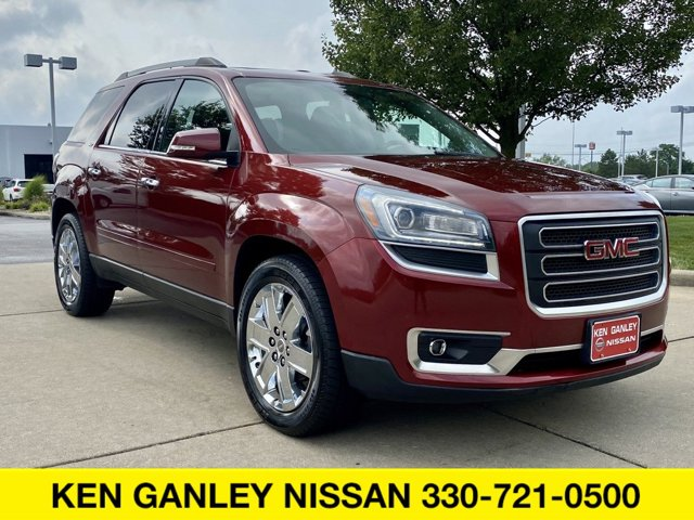 Used 2017 GMC Acadia Limited in , OH