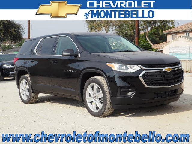 2021 Chevrolet Traverse LS FWD 4dr LS w/1LS Gas V6 3.6L/217 [15]