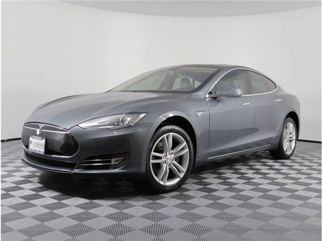 2013 Tesla Model S Sedan 4D