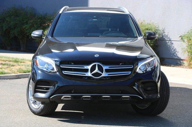 Used 2018 Mercedes-Benz GLC GLC 300 4MATIC SUV