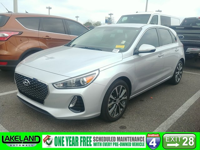 Used 2018 Hyundai Elantra GT in ,