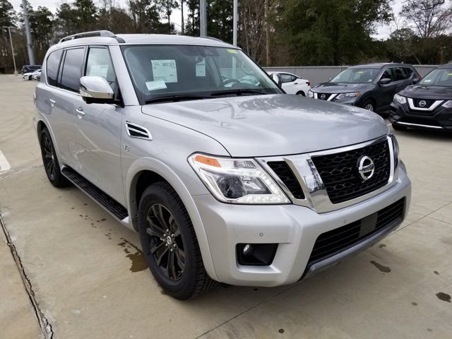 New 2020 Nissan Armada in Denham Springs , LA