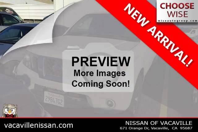 2014 Nissan Frontier Desert Runner 2WD Crew Cab SWB Auto Desert Runner Regular Unleaded V-6 4.0 L/241 [7]