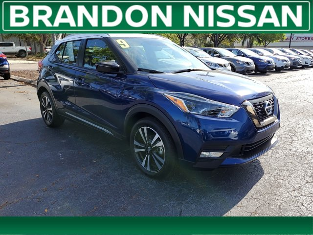 Used 2019 Nissan Kicks in Tampa, FL